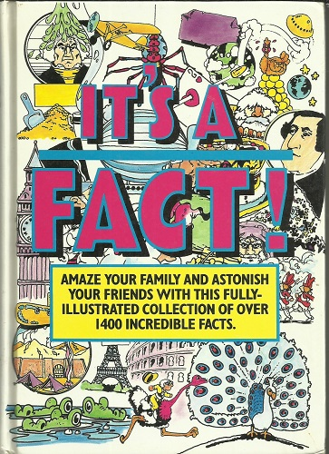 Image for It's A Fact, Omnibus Edition Of It's A Fact 1, 2, 3, 4