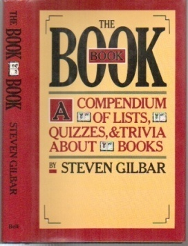 Image for The Book Book: A Compendium Of Lists, Quizzes, & Trivia About Books