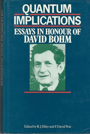 Image for Quantum Implications Essays in Honour of David Bohm