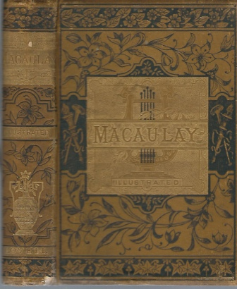 Image for The Poetical Works Of Lord Macaulay
