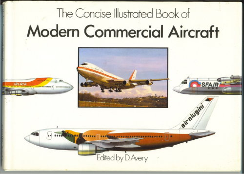 Image for The Concise Illustrated Book Of Modern Commercial Aircraft