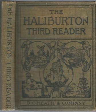 Image for The Haliburton Third Reader, Texas Edition