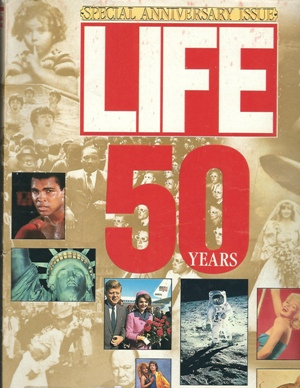 Image for Life Magazine, 50 Years Special Anniversary Issue. Fall 1986
