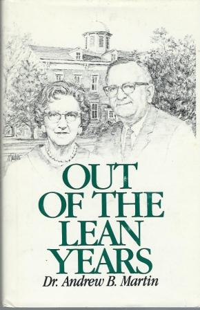 Image for Out Of The Lean Years