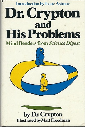 Image for Dr. Crypton And His Problems Mind Benders from Science Digest