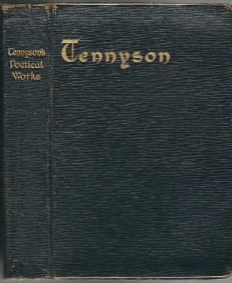 Image for Poetical Works Of Alfred Lord Tennyson, Poet Laureate