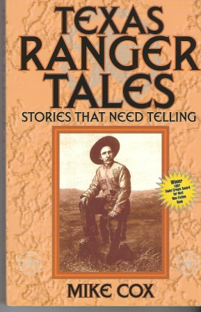 Image for Texas Ranger Tales,  Stories That Need Telling