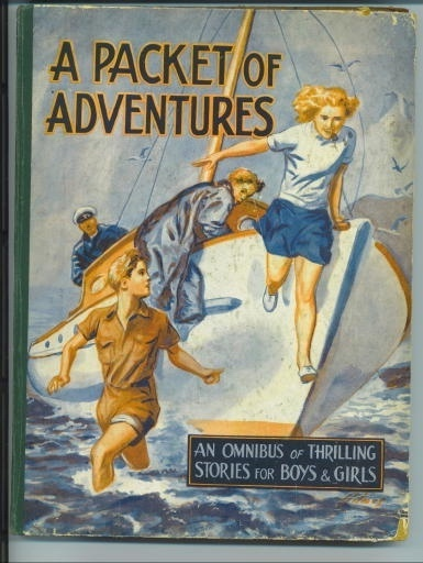 Image for A Packet Of Adventures
