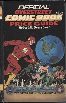 Image for Official Overstreet Comic Book Price Guide