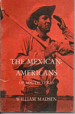 Image for Mexican-Americans Of South Texas  Case Studies in Anthropology
