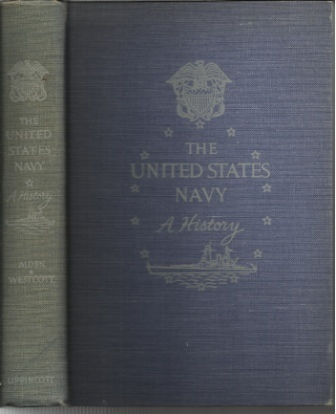 Image for The United States Navy, A History