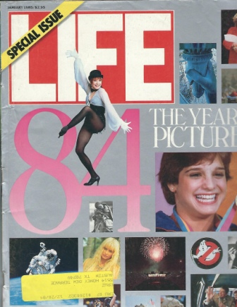 Image for Life Magazine, Special Issue, January 1985 The Year (1984) in Pictures