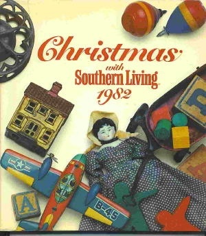 Image for Christmas With Southern Living Cookbook 1982