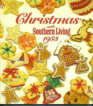 Image for Christmas With Southern Living Cookbook 1983