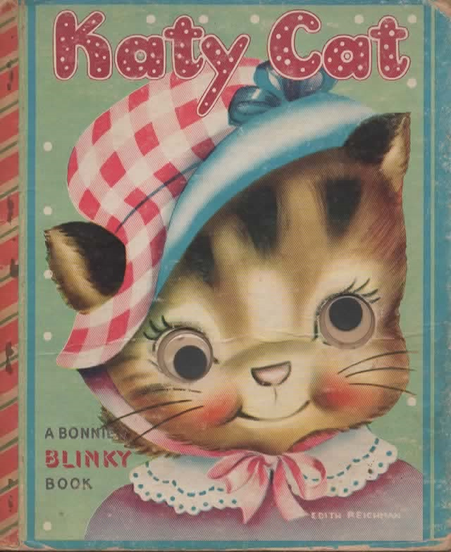 Image for Katy Cat A Bonnie Blinkybook