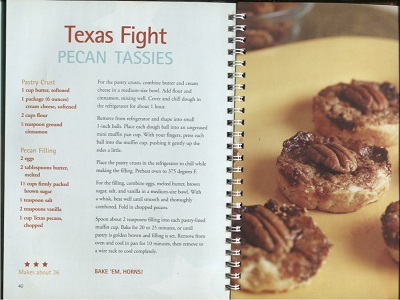 Image for University Of Texas Longhorns Cookbook
