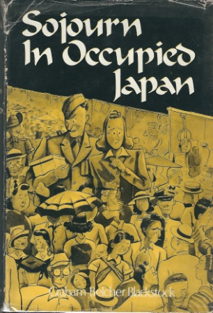 Image for Sojourn In Occupied Japan