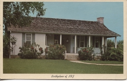 Image for Birthplace Of Lyndon B. Johnson, 36th President Of The United States Stonewall, Texas