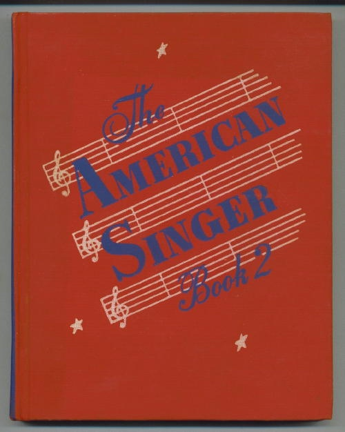 Image for The American Singer