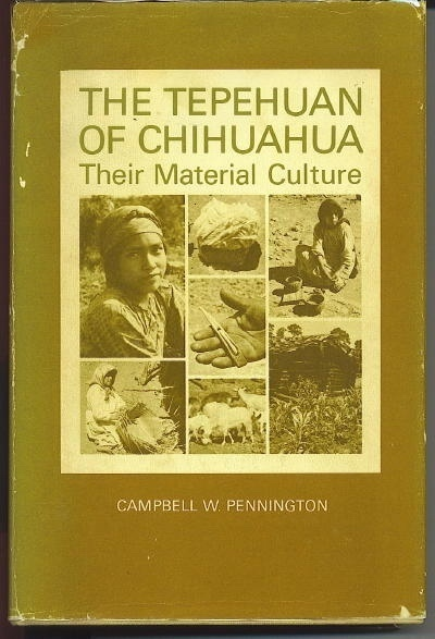 Image for The Tepehuan Of Chihuahua