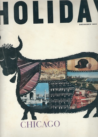 Image for Holiday Magazine, December, 1960: Chicago Volume 28, Number 6