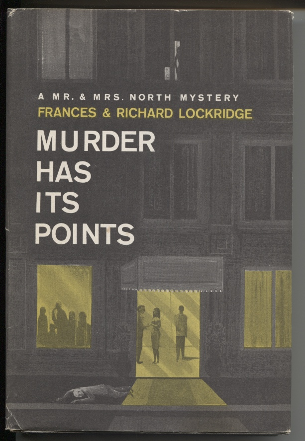 Image for Murder Has Its Points A Mr. and Mrs. North Mystery