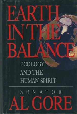 Image for Earth In The Balance, Ecology And The Human Spirit