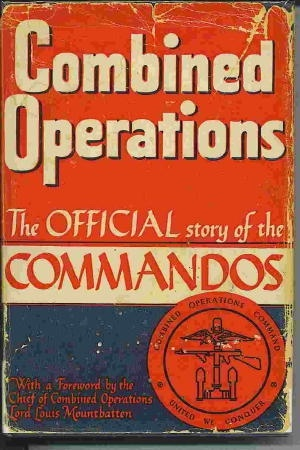 Image for Combined Operations, The Official Story Of The Commandos