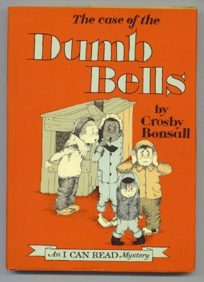 Image for The Case Of The Dumb Bells