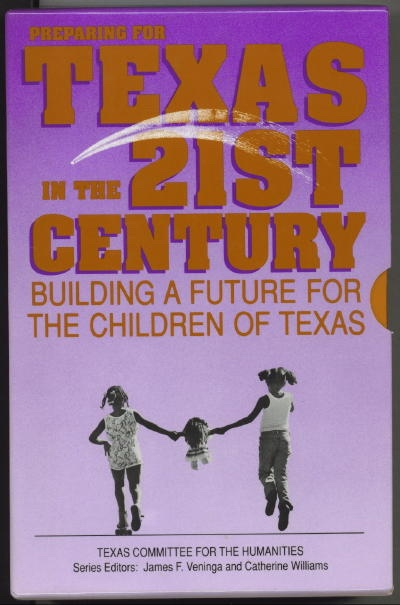 Image for Preparing For Texas In The 21st Century Five Volumes in Slipcase