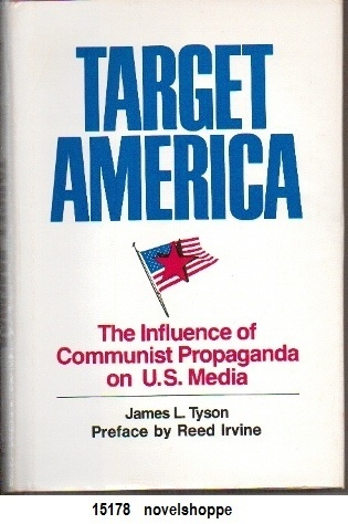 Image for Target America The Influence of Communist Propaganda on U. S. Media