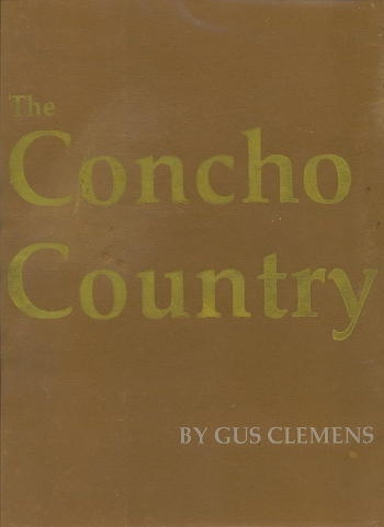Image for The Concho Country