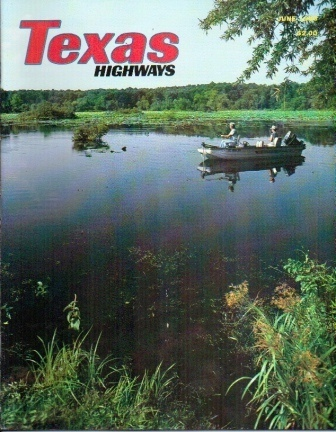 Image for Texas Highways Magazine June 1988 The Official Texas State Travel Magazine