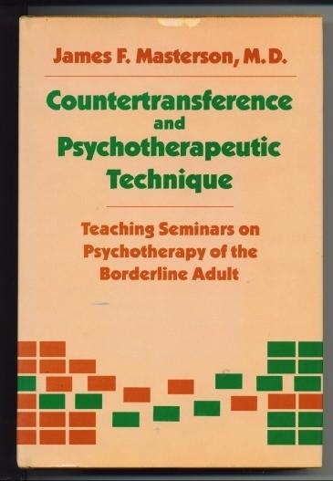 Image for Countertransference And Psychotherapeutic Technique