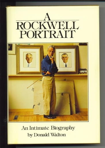 Image for The Special Collectors' First Edition Of A Rockwell Portrait ( Norman Rockwell )