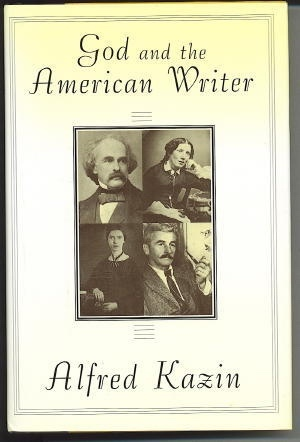 Image for GOD AND THE AMERICAN WRITER
