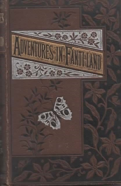 Image for Adventures In Fanti-land