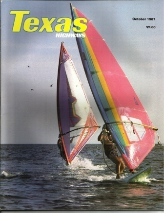 Image for Texas Highways Magazine October 1987 The Official Texas State Travel Magazine