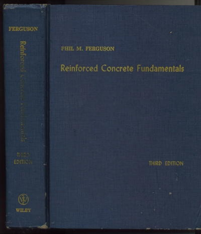 Image for Reinforced Concrete Fundamentals