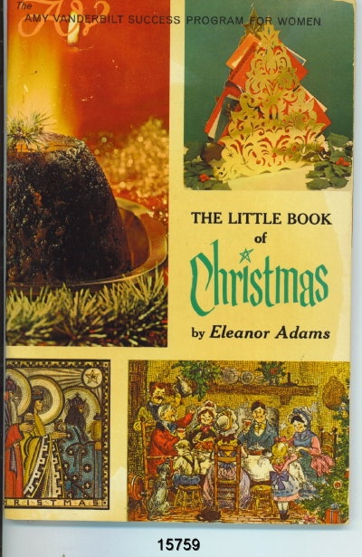 Image for The Little Book Of Christmas [the Amy Vanderbilt Success Program For Women]