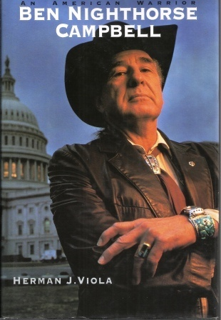 Image for Ben Nighthorse Campbell An American Warrior