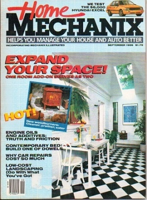 Image for Home Mechanix, September 1986, Vol. 82, No. 701 Helps You Manage Your House and Auto Better