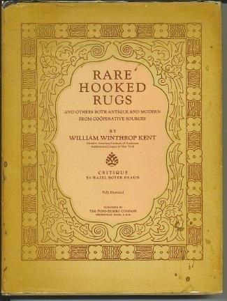 Image for Rare Hooked Rugs And Others Both Antique and Modern from Cooperative Sources