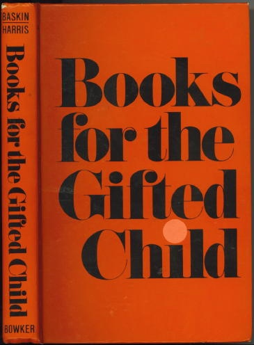 Image for Books For The Gifted Child