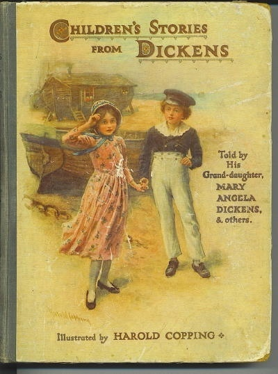 Image for Children's Stories From Dickens Re-Told by His Grand-Daughter Mary Angela Dickens and Others