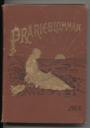 Image for Prarieblomman Kalender For 1908