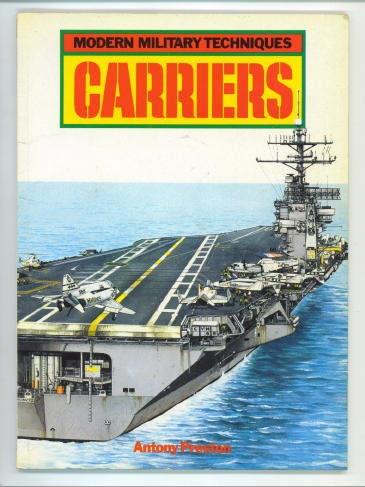 Image for Modern Military Techniques Carriers