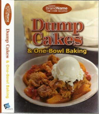 Image for Dump Cakes & One-Bowl Baking