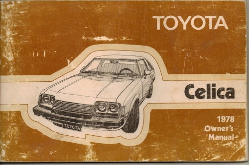 Image for Toyota Celica 1978