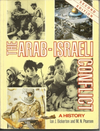 Image for The Arab-israeli Conflict